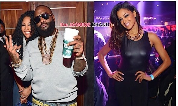Claudia Jordan, Rick Ross & Girlfriend Ming Lee Party in ATL [Photos]