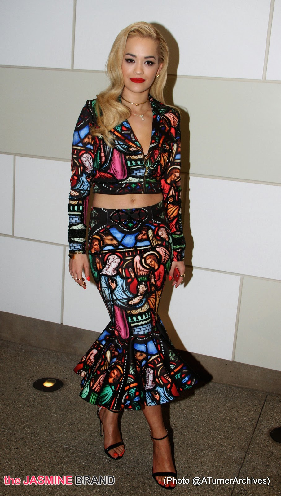 Rita Ora-the jasmine brand