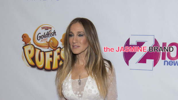 "Sarah Jessica Parker Spills The Tea On 3rd ""Sex & The City"" Movie"
