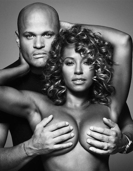 Mel B Reveals She Use to Be A Lesbian: I dated a woman for four years.
