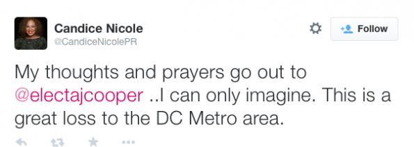 Candice Nicole-AJ Cooper Tweet-2014-The Jasmine Brand