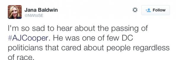 Mayor Vincent Gray-AJ Cooper Tweet-2014-5-The Jasmine Brand