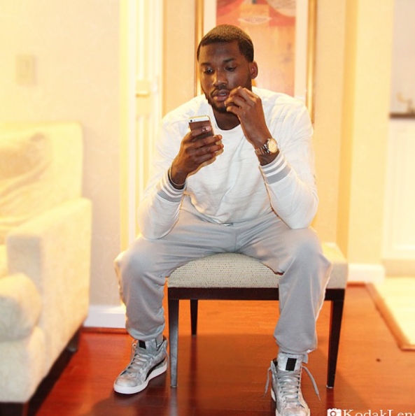 Meek Mill Released From Prison-2014-The Jasmine Brand