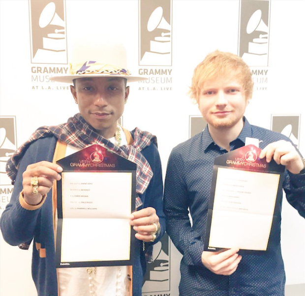 Grammy Nominations Announced, See The List!