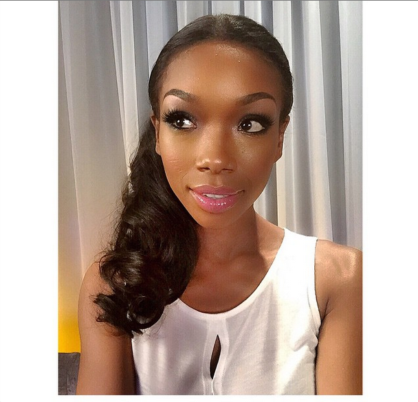 Brandy Developing New TV Show, Hesitant About Doing Reality [VIDEO]