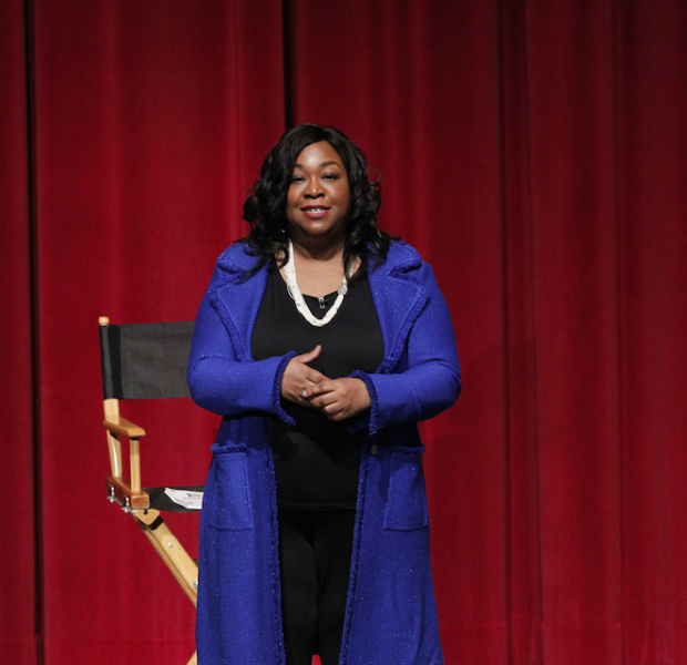 Shonda Rhimes Doesn't Feel Like She's Broken Glass Ceilings [VIDEO]