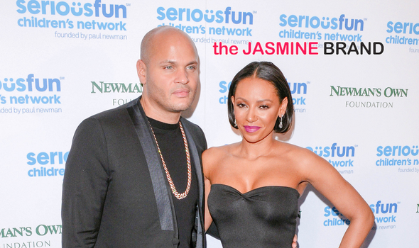 Mel B's Husband Accused of Domestic Abuse, Singer Moves Out Home (Ear Hustlin')
