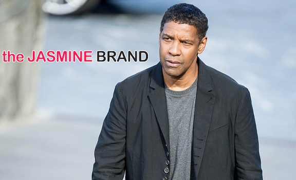 Sony Producer: Denzel Washington Shouldn't Star in Films Because He's Black [More Email Leaks!]