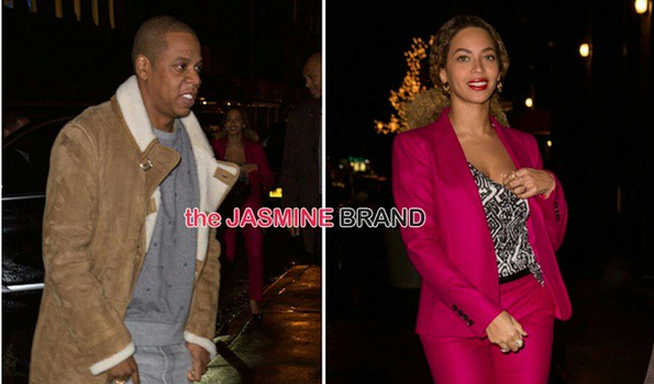Bey & Jay Step Out in NYC, Iggy Buys Boyfriend A Whip, 50 Cent on Daddy Duty + Rihanna, Wiz Khalifa & Deelishis
