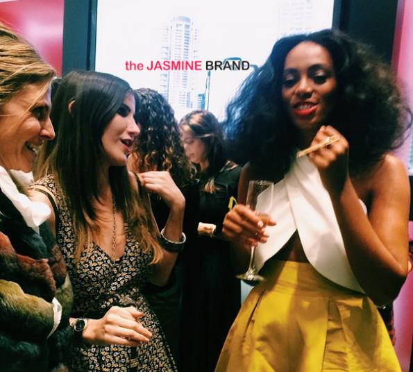 Solange-Art Basel-the jasmine brand