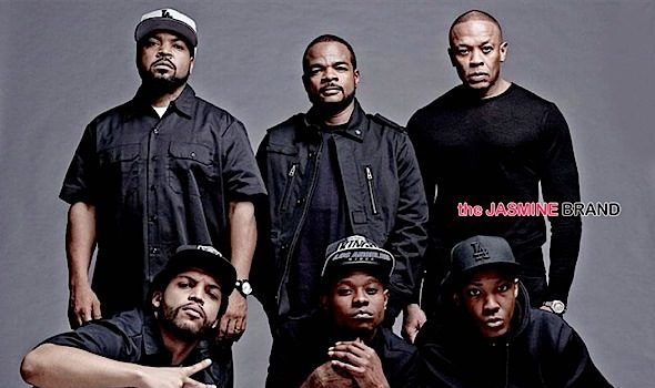 First Look! NWA's 'Straight Outta Compton' Biopic Trailer [VIDEO]