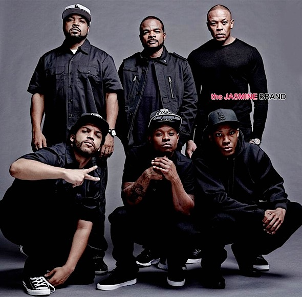 Straight Outta Compton Movie Trailer-Ice Cube-Dr Dre-Oshea Jackson-the jasmine brand