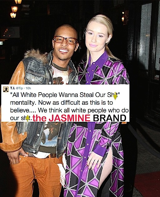 TI-Defends Iggy Azaelia-Against QTip-the jasmine brand