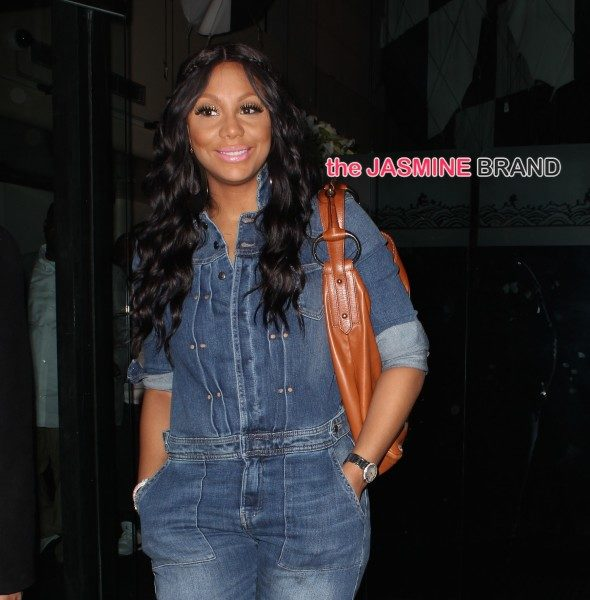 'I am not an angry black woman' Tamar Braxton Vents On Social Media