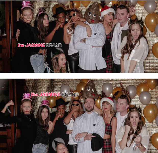 Beyonce, Jay Z, Sam Smith, Justin Timberlake Pop-Up For Taylor Swift's Birthday Party