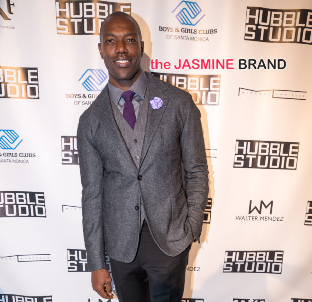 Explicit Photos of Former NFL'er Terrell Owens Being Shopped by Woman