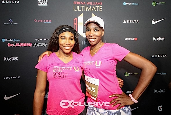 The Serena Williams Ultimate Run Photos By Thaddaeus McAdams