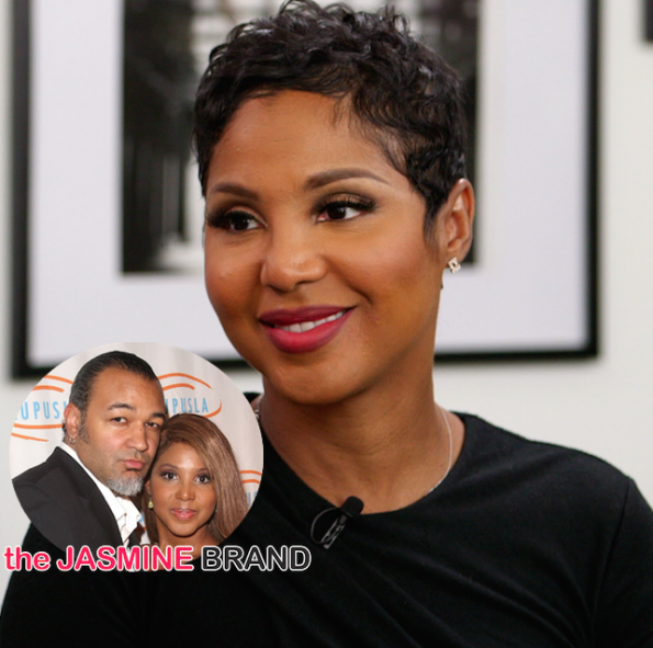 Toni Braxton Serves Ex-Husband Keri Lewis With Child Support Contempt Lawsuit-the jasmine brand