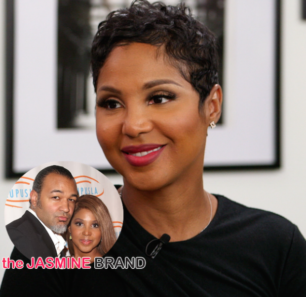(EXCLUSIVE) Toni Braxton's Ex-Husband Keri Lewis Auctions Off Music Royalties