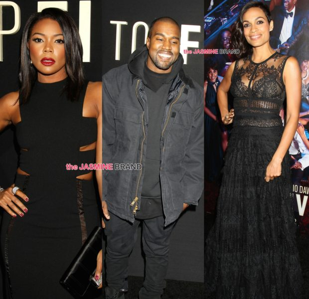 Chris Rock's 'Top 5' Celebrates NY Premiere: Kanye West, Gabrielle Union, Rosario Dawson, Jerry Seinfield Attend [Photos]