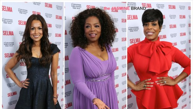 SELMA Cast/Oprah, Common, Ava DuVernay Attend Special SELMA Screening and Legends Who Paved the Way Gala [Photos]