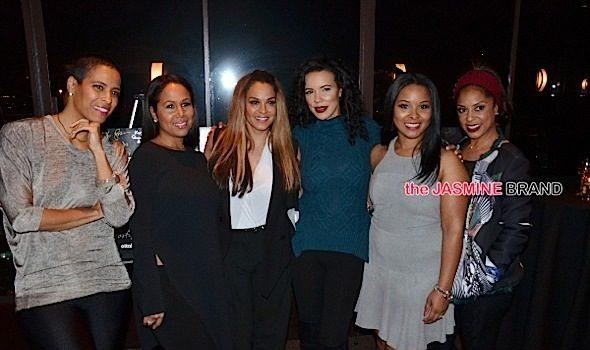 Celebs Attend Eric Garner Family Fundraiser: Ray J, Princess Love, Sheree Fletcher, Erica Campbell [Photos]