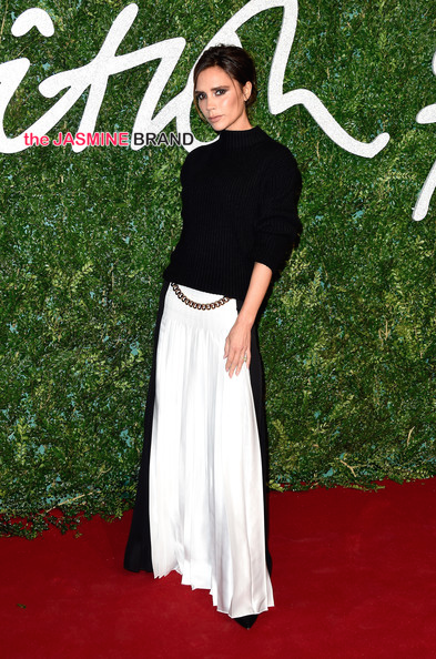 Victoria Beckham-British Fashion Awards 2014-the jasmine brand