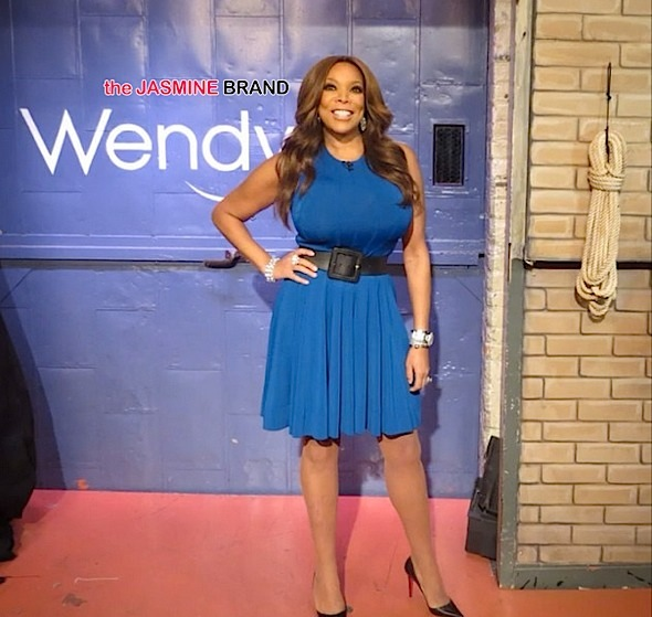 Wendy Williams Unexpectedly Cancels Tapings For The Rest Of The Week