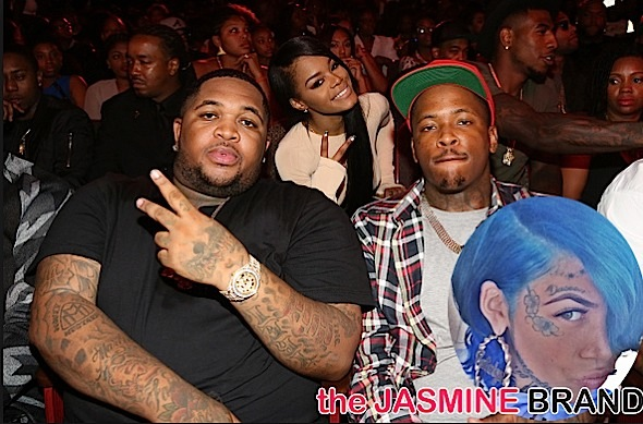 An Instagram Mess: YG Ex-Girlfriend Denies STD Rumor + DJ Mustard & Rapper Threaten Physical Violence