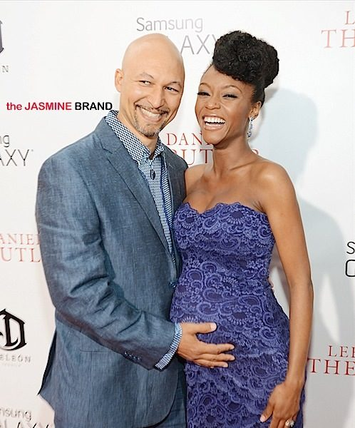 Actress Yaya DaCosta Officially Files for Divorce [Love Don't Live Here, Anymore]