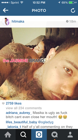 Yung Berg-Masika Reconcile-love and hip hop hollywood-the jasmine brand