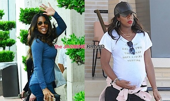 Ovary Hustlin': Kelly Rowland Is Back To Her Pre-Pregnancy Shape!