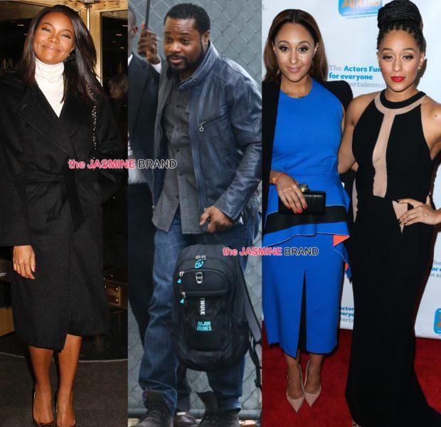 Celebrity Stalking: Tia & Tamera Mowry, Malcolm Jamal Warner, Gabrielle Union, Mariah Carey, Naomi Campbell, Jourdan Dunn, Ariana Grande