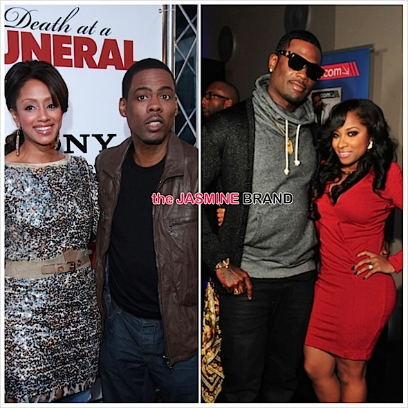 Chris Rock Fights For Children's Custody  + Toya Wright's Husband Hints At Troubled Marriage