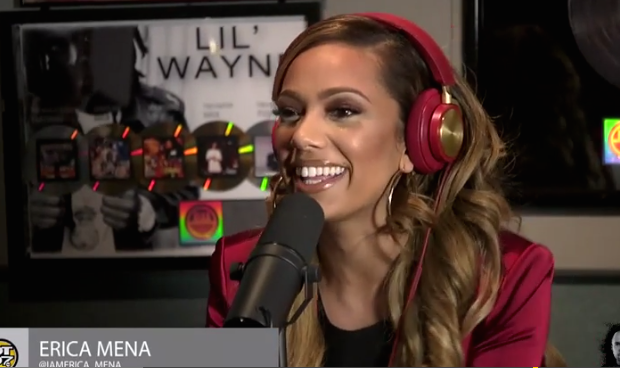 Last Season of LHHNY for Erica Mena as She Talks Marriage & Pre-Nup to Bow Wow [VIDEO]