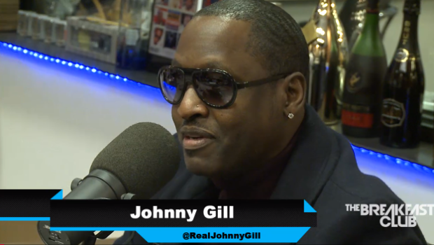 Johnny Gill Took A Lie Detector Test To Prove He's Not Gay [VIDEO]