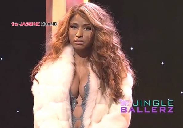 nicki minaj as beyonce-snl-the jasmine brand