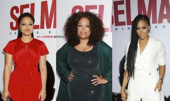 SELMA NYC Premiere: Oprah, Niecy Nash, Common, Aretha Franklin Attend [Photos]