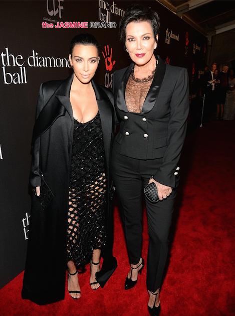 the diamond ball-kris jenner-kim kardashian-the jasmine brand