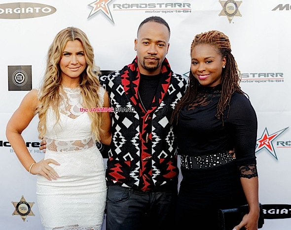 Columbus Short & Wilmer Valderrama Host Charity Drive: Cee Lo Green, Torrei Hart, Laura Govan Attend [Photos]