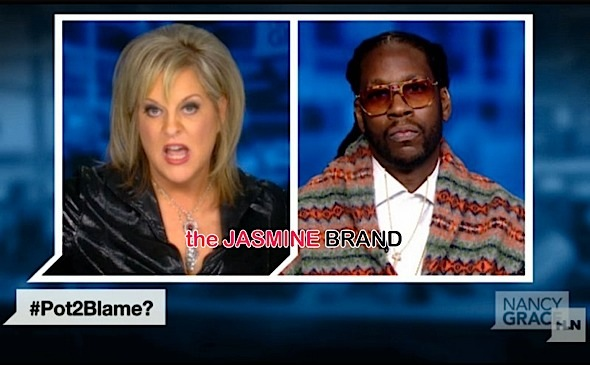 2 Chainz Defends Weed to Nancy Grace: Truuuuu! + Watch the Show [VIDEO]