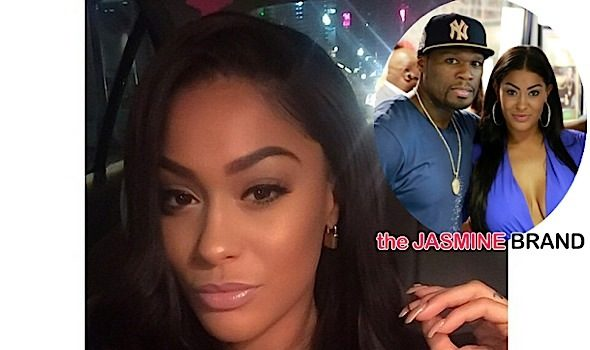 50 Cent's Ex Girlfriend, Tatted Up Holly, Accuses Him of Domestic Violence