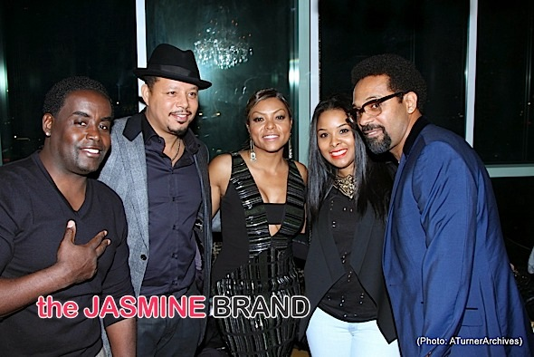 'Empire' Premiere After-Party: Taraji P Henson, Terrence Howard, Timbaland, Christina Milian, Gabourey Sidibe, Mike Epps Spotted [Photos]