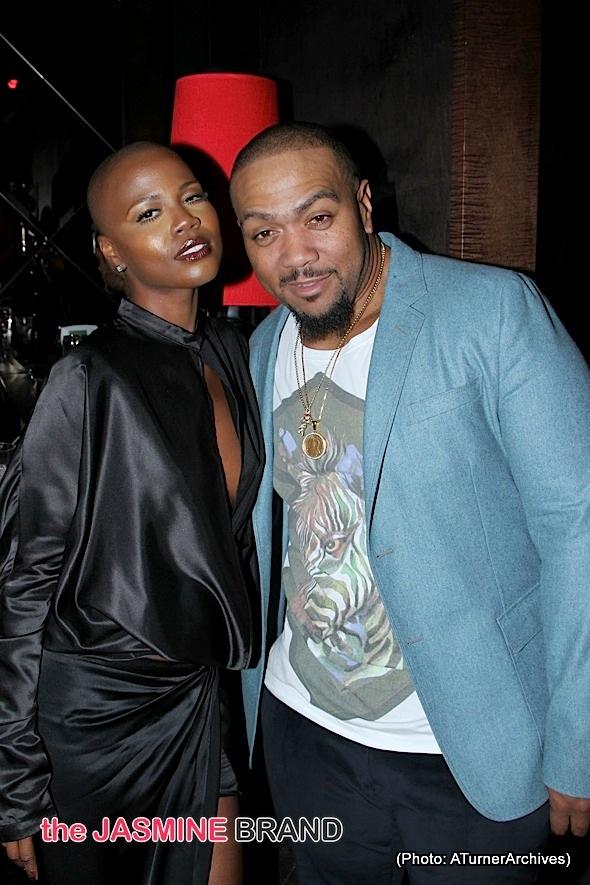 V. Boseman, Timbaland