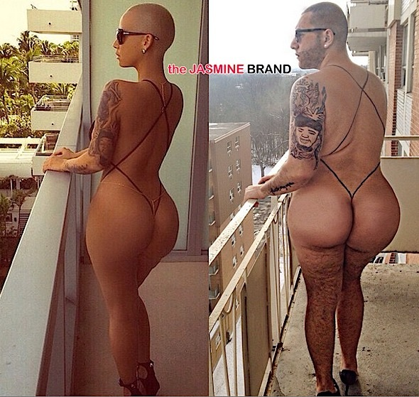 Amber Rose Memes Are Exploding On Social Media [Photos]