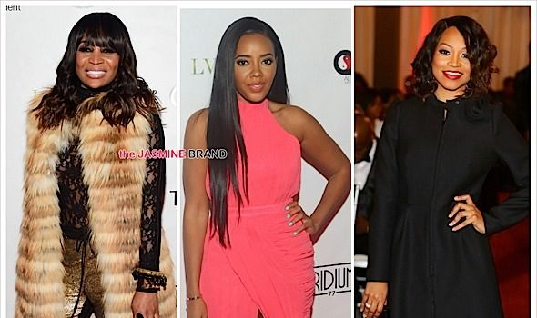 Angela Simmons Hosts 2nd Annual Fashion Against HIV/AIDS Show: Monyetta Shaw, Derek J, Marlo Hampton Attend [Photos]