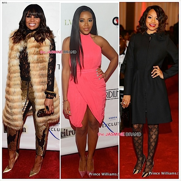 Angela Simmons Hosts 2nd Annual Fashion Against HIV/AIDS Show: Monyetta Shaw, Derek J, Marlo Hampton Attend [Photos]