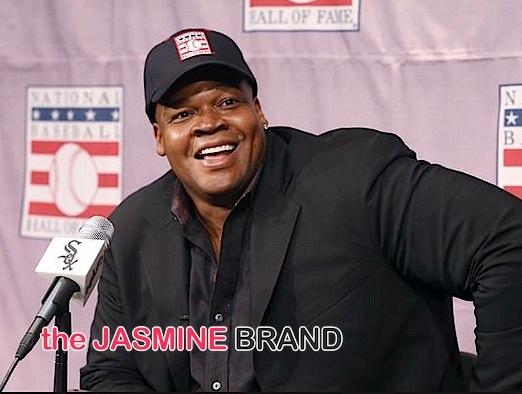 Baseball Legend Frank Thomas Battles Reebok Over Sneaker Line-the jasmine brand