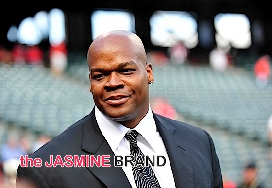 (EXCLUSIVE) Baseball Legend Frank Thomas Battles Reebok Over Sneaker Line