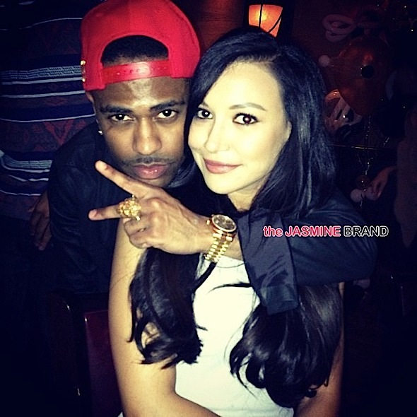 Naya Rivera Performs Song Big Sean Wrote Trashing Her [VIDEO]